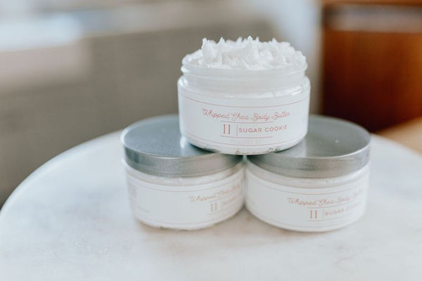 Sugar Cookie Whipped Body Butter ~ Mini