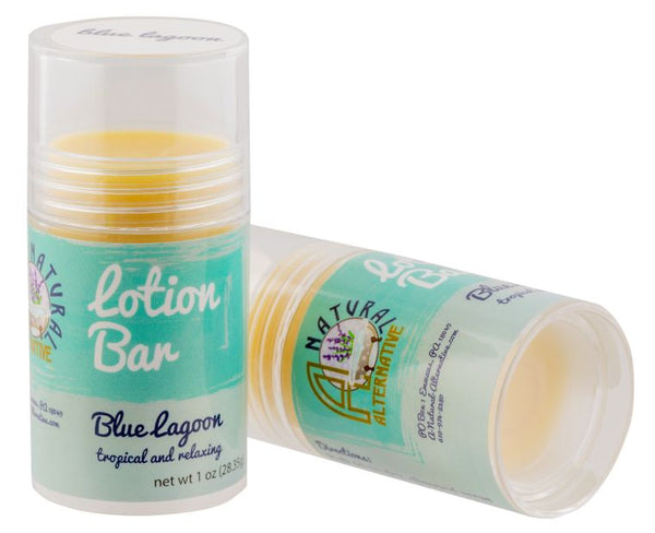 Blue Lagoon Lotion Bar