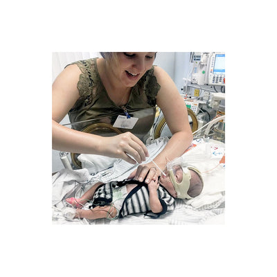 Seven Pieces of Advice for Preemie Parents