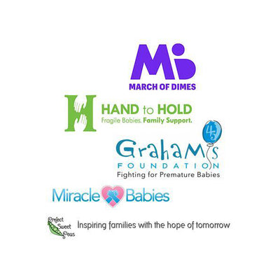 Five Non-Profits to Help Preemie Parents