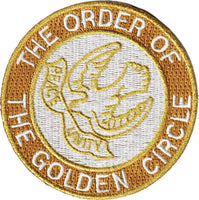 Order of the Golden Circle Iron-On Patch
