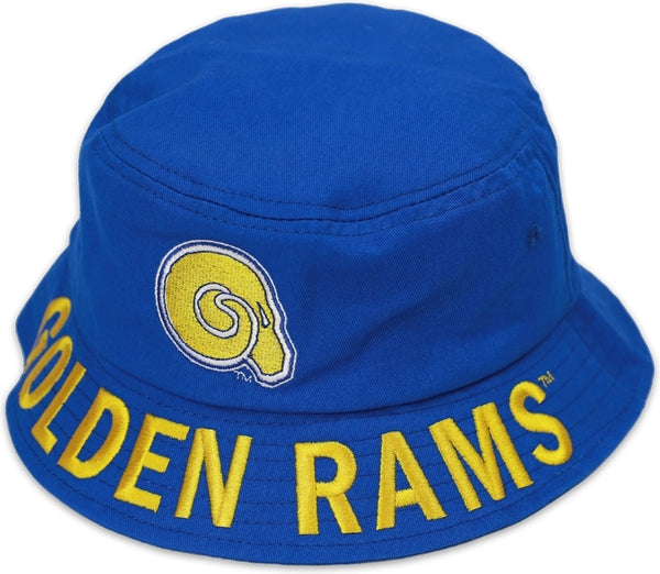 Albany State Golden Rams S4 Mens Bucket Hat