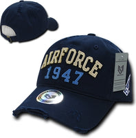 Air Force Vintage Athletic Mens Cap