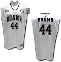 President Barack Obama #44 Mens Basketball Jersey
