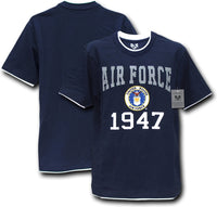 Air Force Pitch Double Layer Mens Tee