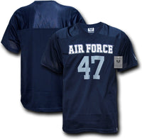 Air Force #47 Mens Football Practice Jersey