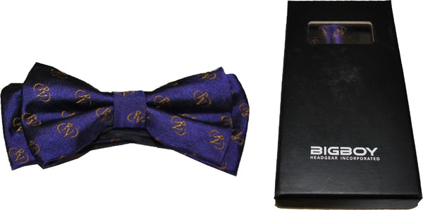 Big Boy Prairie View A&M Mens Bow Tie