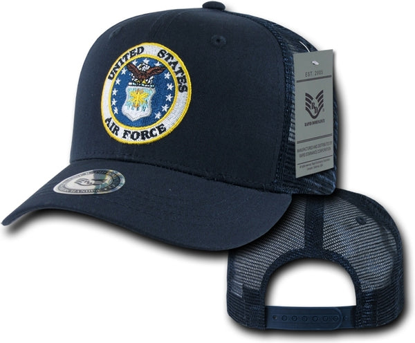 Air Force Back To The Basics Mesh Mens Cap