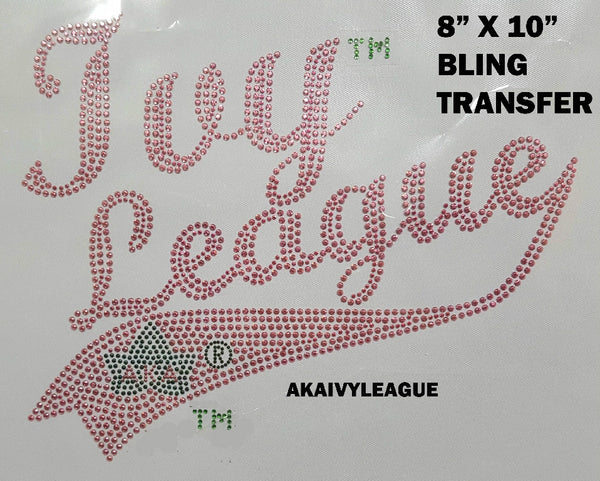 Alpha Kappa Alpha Ivy League Heat Transfer