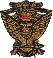 33rd Degree Wings Up Iron-On Patch
