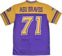 Alcorn State Braves S9 Mens Football Jersey