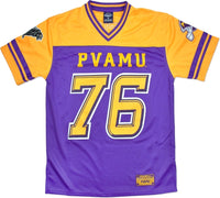 Big Boy Prairie View A&M Panthers S9 Mens Football Jersey