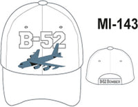 B-52 Bomber Sandwich Bill Mens Cap