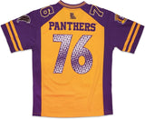 Big Boy Prairie View A&M Panthers S10 Mens Football Jersey