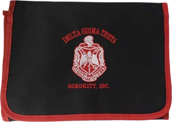 Delta Sigma Theta Cosmetic Bag