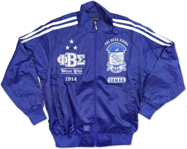 Phi Beta Sigma Divine 9 Mens Jogging Suit Set
