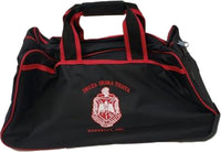 Delta Sigma Theta Carry On Luggage Trolley Bag