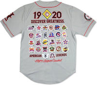 Big Boy Negro League Commemorative S7 Mens Baseball Jersey