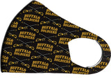 Buffalo Soldiers Summer Poly Fashion Face Mask