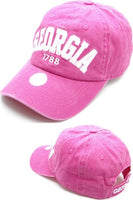 Georgia 1788 Pigment Cotton Mens Cap