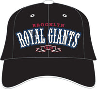 Brooklyn Royal Giants Legends S2 Mens Baseball Cap