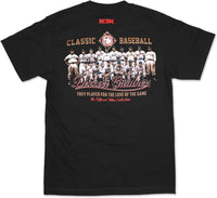 Big Boy Birmingham Black Barons NLBM Legend Graphic S8 Mens Tee