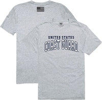 Coast Guard Graphic Relaxed Mens Tee
