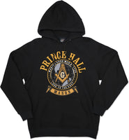 Prince Hall Mason Divine S4 Mens Pullover Hoodie