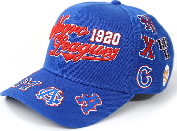 Negro League Baseball Commemorative S43 Mens Cap
