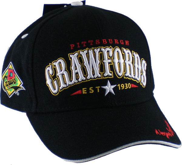 Big Boy Pittsburgh Crawfords Legends S2 Mens Baseball Cap