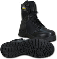 "Crusher 9"" Tactical Boots"