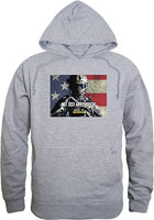 Not Just Any Tactical US Flag Graphic Mens Pullover Hoodie
