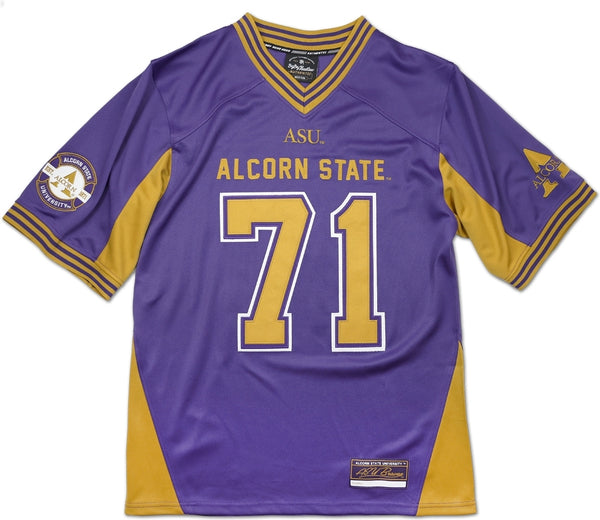 Alcorn State Braves S11 Mens Football Jersey