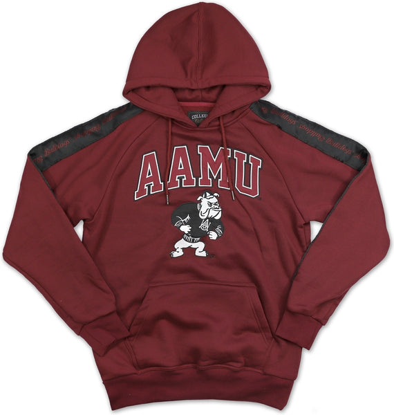 Alabama A&M Bulldogs S5 Mens Pullover Hoodie