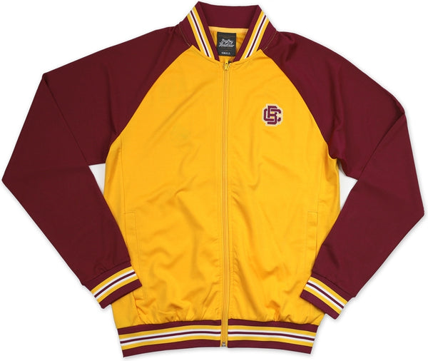 Bethune-Cookman Wildcats S3 Mens Jogging Suit Jacket