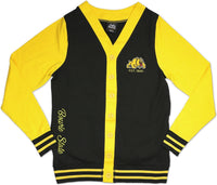 Bowie State Bulldogs S6 Light Weight Ladies Cardigan