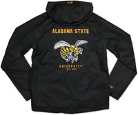 Alabama State Hornets S5 Mens Windbreaker Jacket