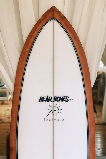 Bearbones x Twin Fin Fish