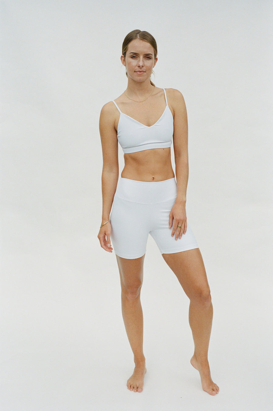 Saltysea Piper Shorts White