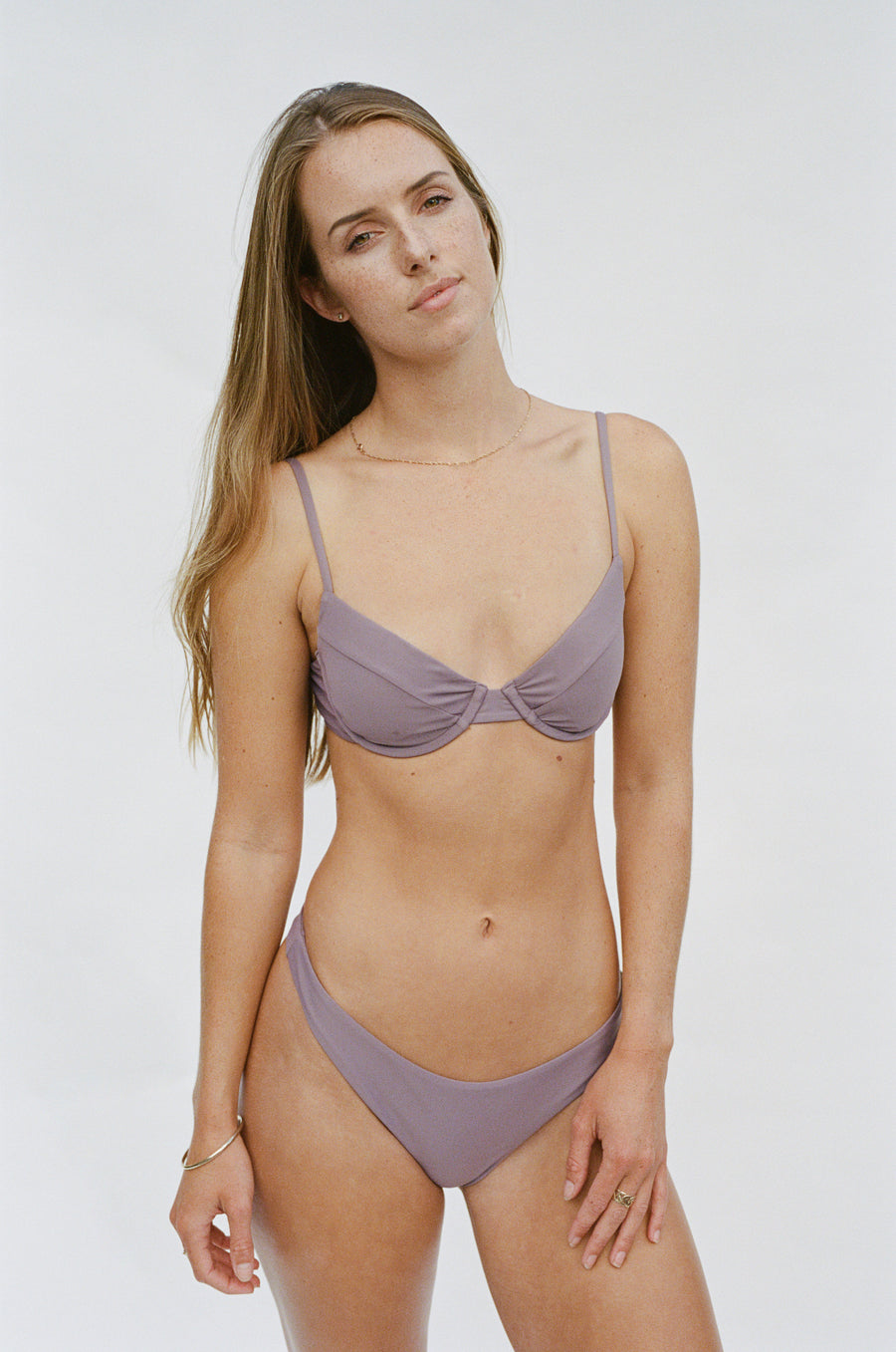 Saltysea Bowie Bottom Plum