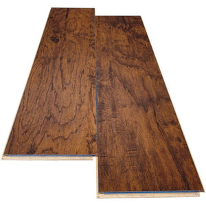 Hickory 7 mm Thick x 7-2/3 in. Wide x 50-5/8 in. Length Laminate Flooring (24.17 sq. ft. / case)