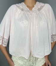Load image into Gallery viewer, Pink Babydoll Sleep Shirt