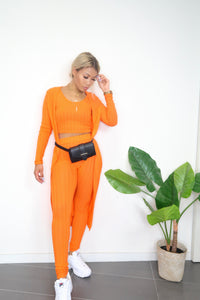 Slay in Orange Set