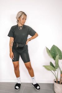 Baddie Black Basic Set
