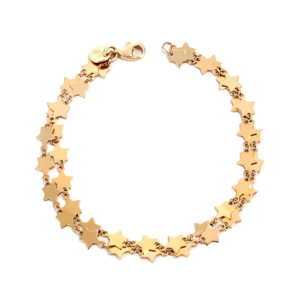 Golden Star Bracelet