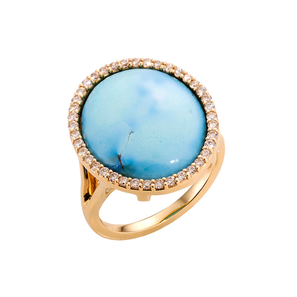 Stella Bleu Ring
