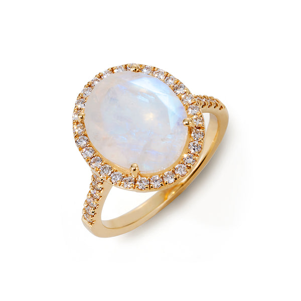Reflections Moonstone Ring