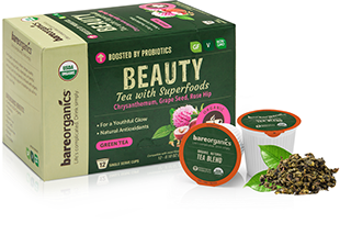 BAREORGANICS® TEA LOVERS BUNDLE - EXCLUSIVELY OURS