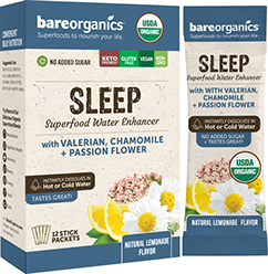 BAREORGANICS® SLEEP WELL BUNDLE - EXCLUSIVELY OURS