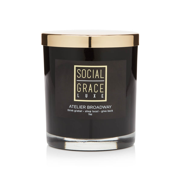 SGC LUXE CANDLE - ATELIER BROADWAY